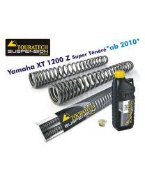 Touratech Progressive fork springs for Yamaha XT1200Z Super Tenere from 2010