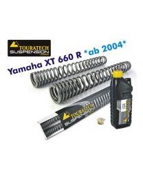 Touratech Progressive fork springs for Yamaha XT660R from 2004