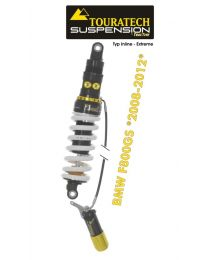Touratech Suspension shock absorber for BMW F800GS 2008-2012 type Inline Extreme