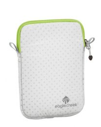 Pack-It™ Specter Mini-Tablet Sleeve *Eagle Creek*Protective Bag for Tablet *white-green*