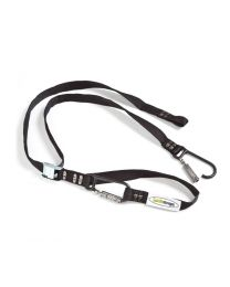Lockstraps - tie-down straps with lockable hooks