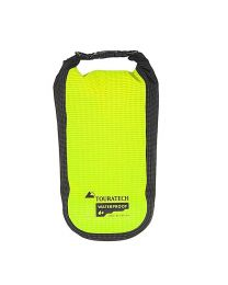 Additional bag High Visibility. size L. 3.5 litres. yellow/black. by Touratech Waterproof