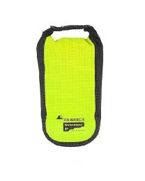 Additional bag High Visibility. size S. 2 litres. yellow/black. by Touratech Waterproof