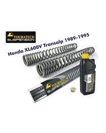 Touratech Progressive fork springs for Honda XL600V Transalp 1989-1995