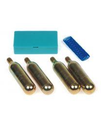 TUBE TYPE puncture repair kit