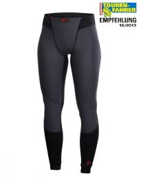 Active Extreme Windstopper *long* underpants woman. Colour: black size:xs