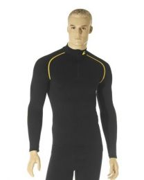 "Longshirt ""Touratech Primero Alpine"" men. black size:m"
