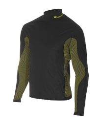 "Longshirt ""Touratech Primero Storm"" men. black size:m"