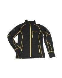 """Jacket """"Touratech Primero Polar"""" men. black. size: L"""