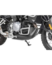 Touratech Engine protector RALLYE for BMW F850GS / F850GS Adventure, black