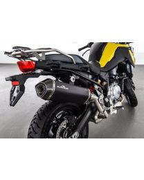 Silencer AC-Schnitzer Stealth. black. slip-on for BMW F850GS/ F750GS