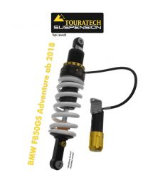 Touratech Suspension shock absorber for BMW F850GS Adventure from 2018 type Level2