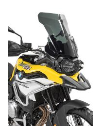 Touratech Windscreen. L. tinted. for BMW F850GS