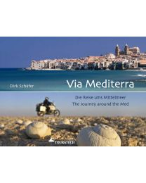 "Book  ""Via Mediterra: journey around the Mediterranean"" - Dirk Schäfer"