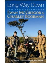 Long Way Down Hardback Book
