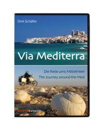 """DVD """"Via Mediterra - The journey around the Mediterranean Sea"""" - Dirk Schäfer"""
