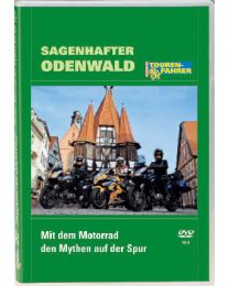 Video DVD Odenwald - Tourenfahrer.