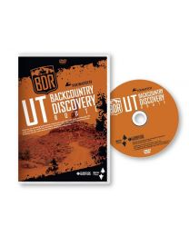 "VIDEO DVD ""Utah Backcountry Discovery Route"" Expedition Documentary (UTBDR)"