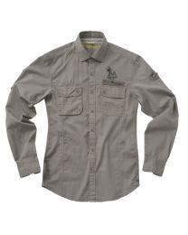 "Shirt ""Safari"" unisex size:s"