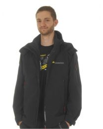 Double jacket men Touratech by Schoeffel size:m