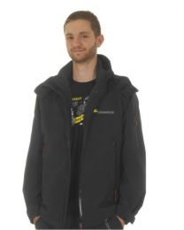 Double jacket men Touratech by Schoeffel. size XL
