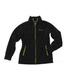 """Touratech"" fleece jacket women. black. size M"