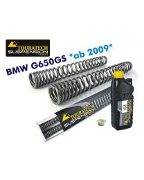 Touratech Progressive fork springs for BMW G650GS *from 2009*