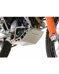 Touratech Aluminium engine guard.  KTM 690 Enduro / Enduro R / Husqvarna 701