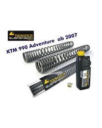 Touratech Progressive fork springs for KTM 990 Adventure from 2007