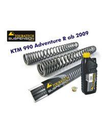Touratech Progressive fork springs for KTM 990 Adventure R 2009-2010