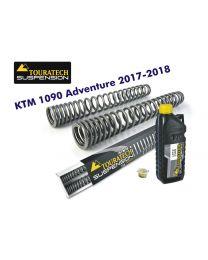 Touratech Progressive fork springs for KTM 1090 Adventure 2017-2018