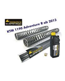 Touratech Progressive fork springs for KTM 1190 Adventure R from 2013