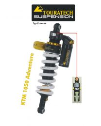 Touratech Suspension shock absorber for KTM 1050ADV / 1090ADV from 2015 type Extreme