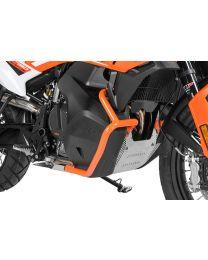Touratech Tank crash bar stainless steel. orange for KTM 790 Adventure/ 790 Adventure R