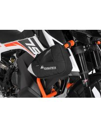 Bags Ambato for crash bars 372-5160/372-5161/372-5162 for KTM 790 Adventure /790 Adventure R (1 pair)