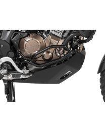 Special offer 1 black: Engine protector *RALLYE* + Engine crash bar for Honda CRF1000L Africa Twin