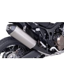 Remus Okami titanium silencer for Honda CRF1000L Africa Twin 2017. slip-on with ABE certification