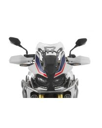 Touratech Windscreen. S. transparent. for Honda CRF1000L Africa Twin/ CRF1000L Adventure Sports