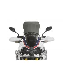 Touratech Windscreen. L. tinted. for Honda CRF1000L Africa Twin/ CRF1000L Adventure Sports
