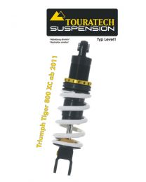 Touratech Suspension shock absorber for Triumph Tiger 800 XC (2011-2014)type Level1
