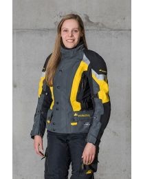 Compañero Boreal, Jacket, Women, Standard, Size 40, Yellow