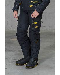 Compañero Boreal, Trousers, Women, Standard, Size 44, Black