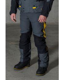 Compañero World2, Trousers, Men, Short, Yellow
