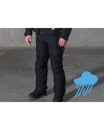 Compañero Weather. trousers men. standard size. black size:46