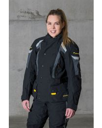 Compañero World2, Jacket, Women, Standard, Black