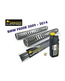 Touratech Progressive fork springs for BMW F800R 2009-2014