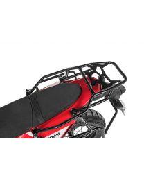 Touratech ZEGA Topcase / Luggage rack black, stainless steel for Yamaha Tenere 700