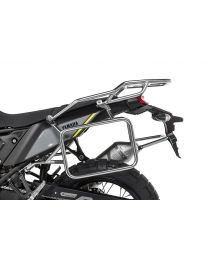 Touratech Stainless steel pannier rack for Yamaha Tenere 700
