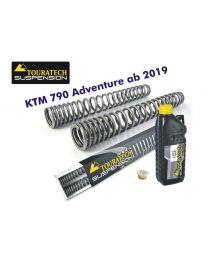 Touratech Progressive fork springs for KTM 790 Adventure from 2019