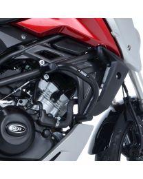 Adventure Bars for Honda CB125R '18- BLACK
